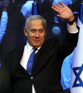 Benjamin Netanyahu, 71 anni, è il leader del Likud e primo ministro israeliano dal marzo 2009
