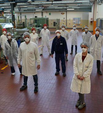 La fabbrica di caramelle di Lainate in occasione della Giornata Mondiale Senza Tabacco ha annunciato il piano d'azione contro il fumo in azienda