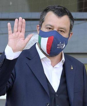 Matteo Salvini (Lega), 48 anni
