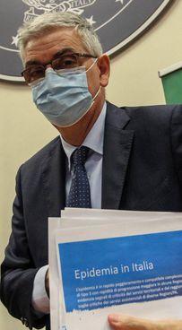 Silvio Brusaferro, presidente dell'Iss È nato a Udine nel 1960