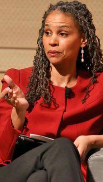 La candidata progressista Maya Wiley ha 57 anni
