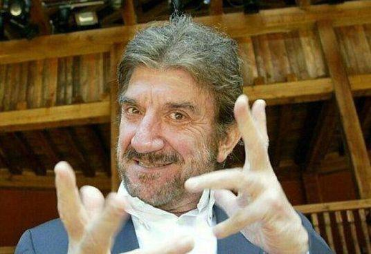 Gigi Proietti al Globe. di Roma: il grande attore è morto a 80 anni il 2 novenbre 2020
