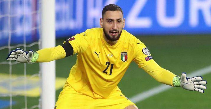 Gianluigi Donnarumma, 22 anni: ha rifiutato un rinnovo da 8 milioni all'anno col Milan