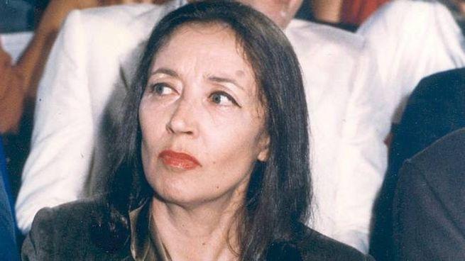 Oriana Fallaci, giornalista e scrittrice morta nel settembre del 2006