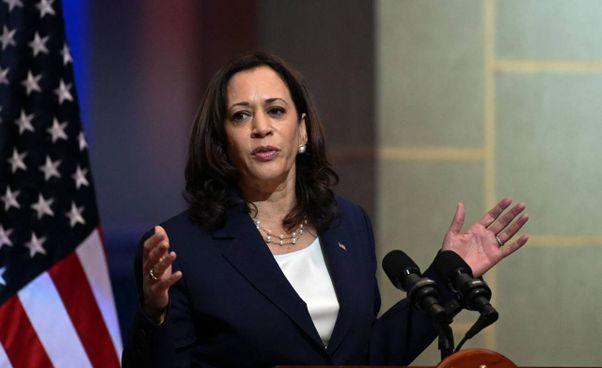Kamala Harris, 56 anni, è vicepresidente degli Stati Uniti dal 20 gennaio