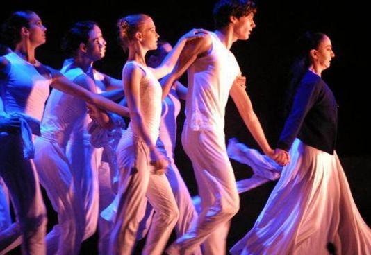 La scuola di danza Rudra Béjart fondata in Svizzera da Maurice Béjart (. 1927- 2007)