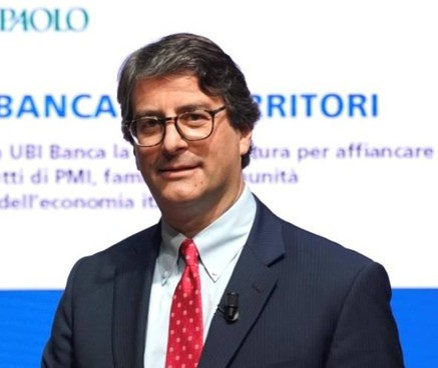 Stefano Barrese (1970), responsabile divisione Banca dei Territori di intesa Sanpaolo