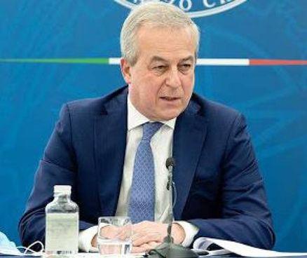 Il coordinatore del Comitato tecnico scientifico, Franco Locatelli, 61 anni