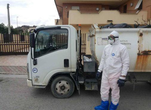 Nel 2020. raccolti 15mila kg di rifiuti speciali nei Comuni serviti dall'Ecoelpidiense