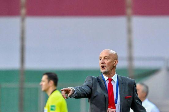 Marco Rossi, ct dell'Ungheria