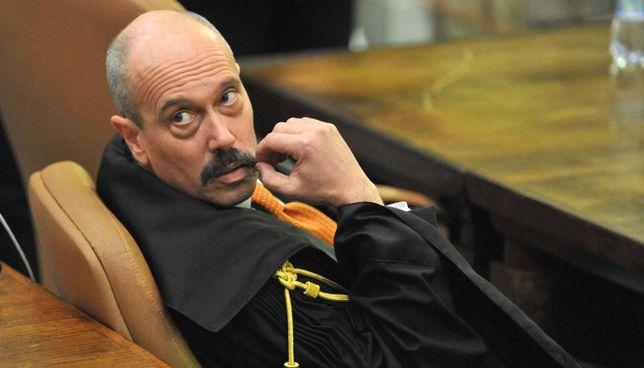 Il magistrato Fabio De Pasquale, 65 anni, indagato ora insieme a Spadaro: l'accusa (da dimostrare) è aver occultato delle prove