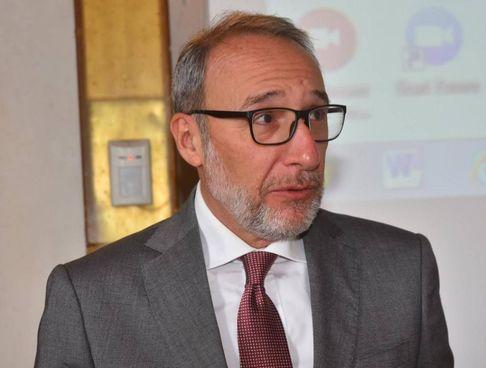 Giorgio Mazzi, direttore generale del presidio ospedaliero della provincia di Reggio