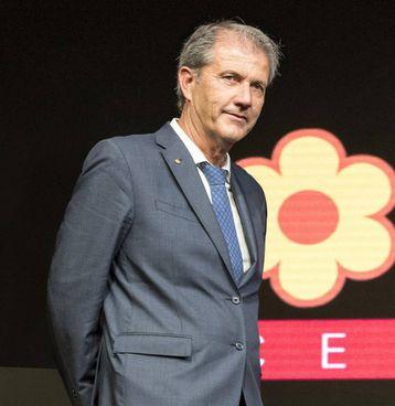 Ivano Ferrarini, amministratore delegato di Conad
