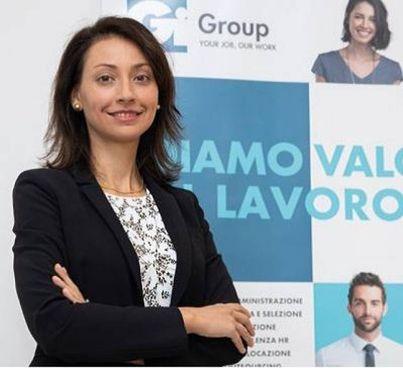 Milena Guerrini, coordinatrice del Gruppo Formazione della sezione di Confindustria