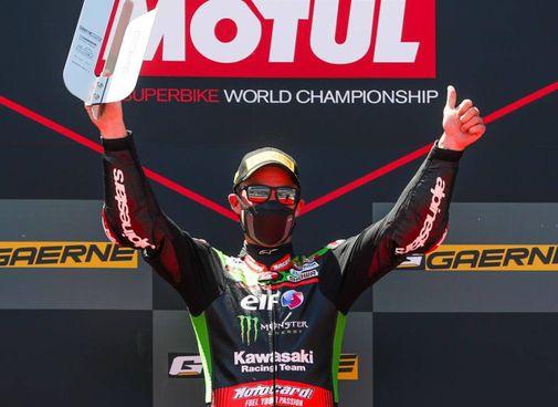 Jonathan Rea, nordirlandese di 34 anni, ha vinto gli ultimi 6 Mondiali con Kawasaki