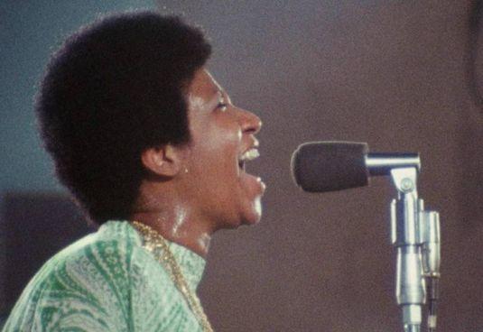 """Aretha Franklin in """"Amazing Grace"""" (1972): il documentario esce ora in Italia"""