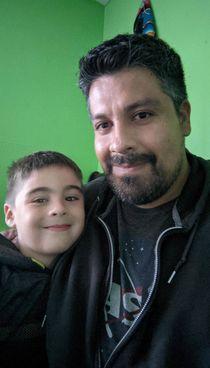 Miguel Rubio e suo padre Cesar hanno contribuito alla scoperta