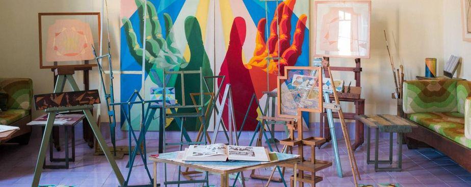 Per la prima volta sarà possibile visitare l'abitazione romana di Giacomo Balla che divenne sua tela e materia, incarnazione dell'estro geniale di un artista totale