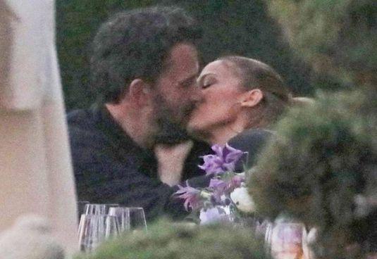 Ben Affleck, 48 anni, con Jennifer Lopez, 51 anni, già fidanzati dal 2002 al 2004