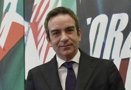 Roberto Occhiuto, 52 anni, capogruppo di FI alla Camera e candidato in Calabria