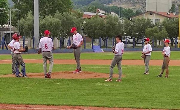Un buon momento per i giovani atleti del Bsc Grosseto