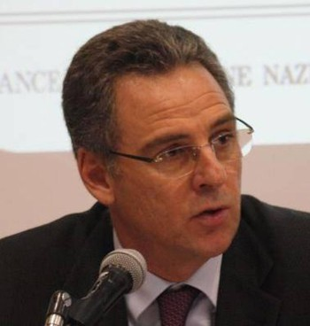 Gabriele Buia, presidente dell'Associazione nazionale costruttori edili