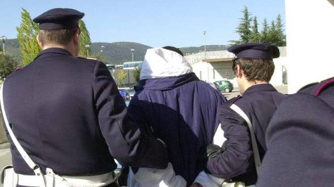 L'arresto è stato eseguito dalla Polizia locale di Milano