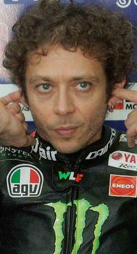 Valentino Rossi chiude con un'altra delusione il Gp di Germania