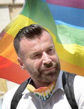 Il dem Alessandro Zan, 47 anni, primo firmatario del discusso disegno di legge