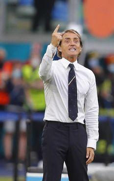 Roberto Mancini, 56 anni