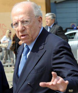 Fedele Confalonieri, 83 anni, è stato confermato presidente di Mediaset dall'assemblea dei soci