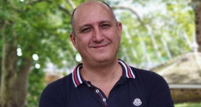 Alessio De Giorgi, 52 anni, fondatore di Gay.it, fa parte dello staff di Italia Viva