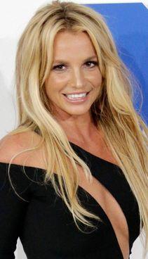 La cantante americana Britney Spears, 39 anni