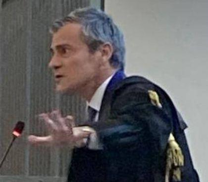 Il professor Vittorio Manes