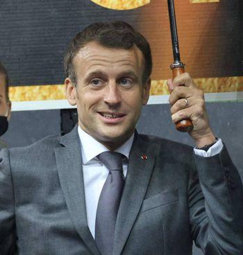 Emmanuel Macron, 43 anni