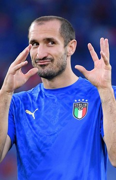 Giorgio Chiellini, 36 anni