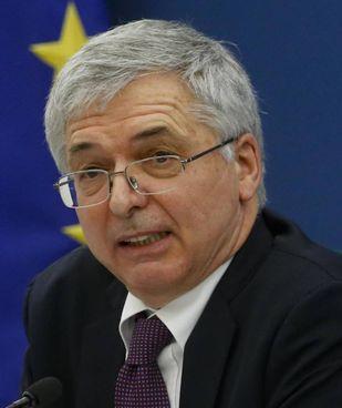 Daniele Franco, 68 anni, è ministro dell'Economia dal febbraio di quest'anno