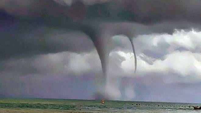 Forte peggioramento meteo. In arrivo fenomeni estremi?