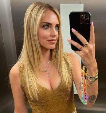 Chiara Ferragni, 34 anni, influencer con 24,1 milioni di follower su Instagram