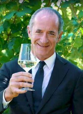 Il governatore veneto. Luca Zaia, 53 anni