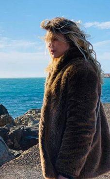 Micaela Ramazzotti, 42 anni, protagonista di Naufragi. , il nuovo film di Stefano Chiantini
