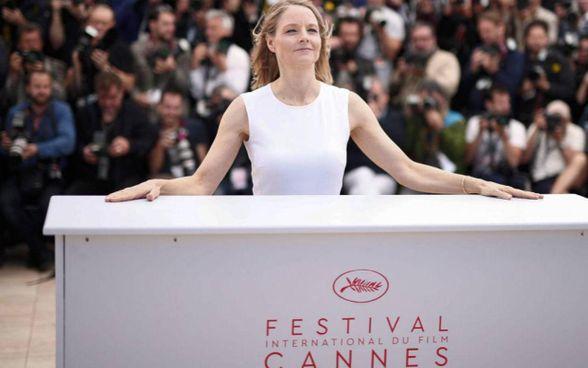 Jodie Foster (58 anni) riceverà l'ambita Palma d'Oro alla Carriera nell'edizione del Festival di Cannes al via oggi