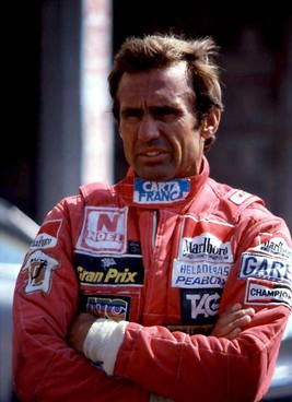 Carlos Reutemann aveva 79 anni: ha vinto 12 Gran premi, cinque con la Ferrari