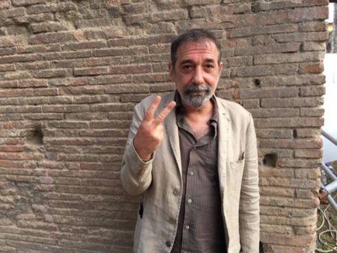 """Emanuele Trevi, 57 anni, vincitore del Premio Strega 2021 con """"Due vite"""""""