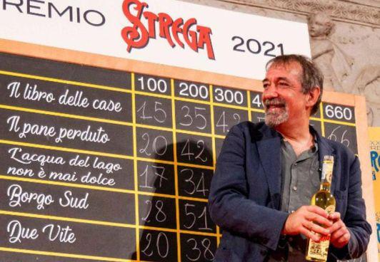 """Emanuele Trevi, nato 57 anni fa a Roma, è l'autore del romanzo """"Due vite"""""""