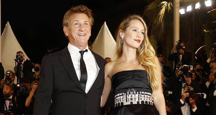 Sean Penn, 60 anni, con la figlia Dylan (30 anni) avuta dall'ex moglie, l'attrice Robin Wright