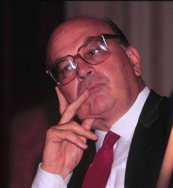 Bettino Craxi, morto nel 2000 a 65 anni