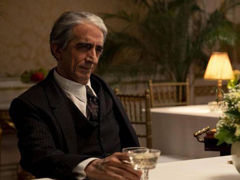 """Sergio Rubini (61 anni) in una di """"The Story of My Wife"""", in gara a Cannes"""