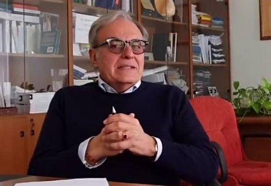 David Lazzari, 66 anni, presidente del Consiglio Nazionale Ordine Psicologi