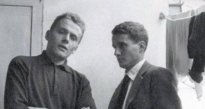 """I giovani gemelli Camillo e Marco Bellocchio: Camillo si suicidò a 26 anni, nel '68. Adesso è al centro del film """"Marx può aspettare"""""""